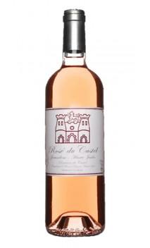 Rosé du Castel 2015 - Domaine du Castel