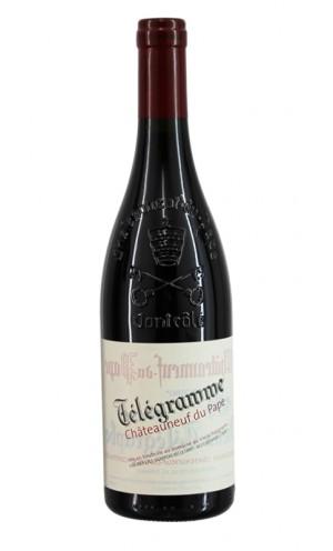 Chateauneuf-du-Pape Télégramme 2014 - Vieux Télégraphe