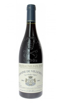 Chateauneuf-du-Pape Vieilles Vignes 2012 - Domaine de Villeneuve