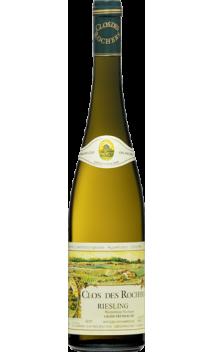 Pinot Gris Wormeldange Nussbaum 2015 - Clos des Rochers