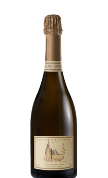 Victor Hugo - Riesling - Crémant de Luxembourg 2014 - Domaine Thill