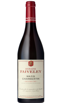 "Mazis-Chambertin ""Grand Cru"" 2012 - Faiveley"