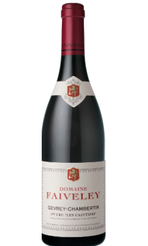 "Gevrey-Chambertin 1er Cru ""Les Cazetiers"" 2012 - Faiveley"