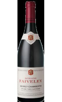 "Gevrey-Chambertin 1er Cru ""Les Cazetiers"" 2015 - Faiveley"
