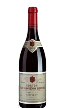 "Clos des Cortons ""Grand Cru"" 2015 - Faiveley"