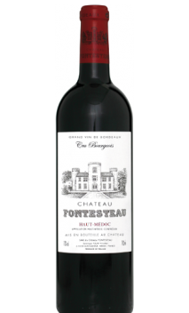 "Château Fontesteau ""Cru Bourgeois"" 2010 - Magnum"