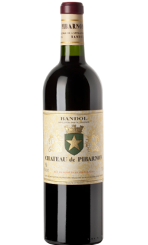 Bandol Rouge 2012 - Pibarnon