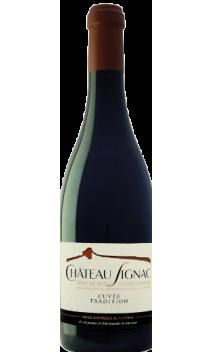 """Côtes du Rhône Villages """"Cuvée Tradtion"""" 2015 - Château Signac"""