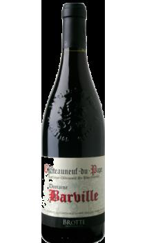 """Châteauneuf-du-Pape """"Domaine Barville Rouge"""" 2013 - Brotte"""