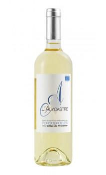 L'Alycastre Blanc 2016 - La Courtade