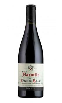 Côtes du Rhône Domaine Esprit Barville Rouge - 2015 - Brotte