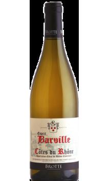 Côtes du Rhône Domaine Esprit Barville Blanc