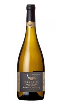 Yarden Katrzin Chardonnay 2014