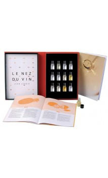 Le Nez du Vin  duo White wines 12 aromas