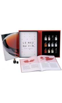 Le Nez du Vin  red wines 12 aromas