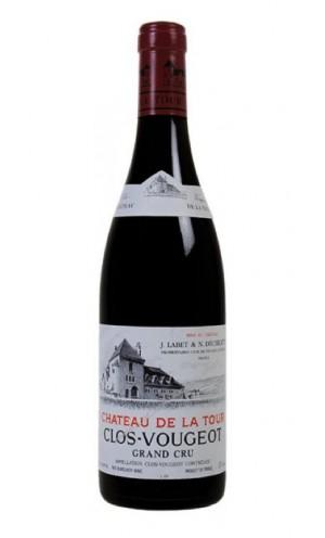 """Clos de Vougeot Grand Cru """"Classique"""" 2011 - Château de la Tour"""