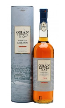 "Oban ""Little Bay"" en étui - Glenmorangie"